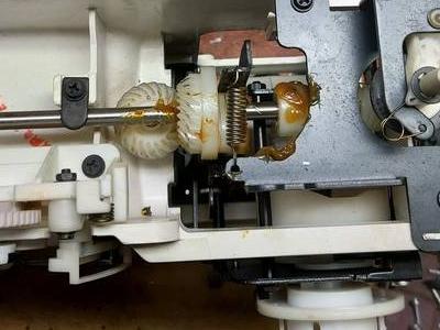 Naprawa maszyn 1